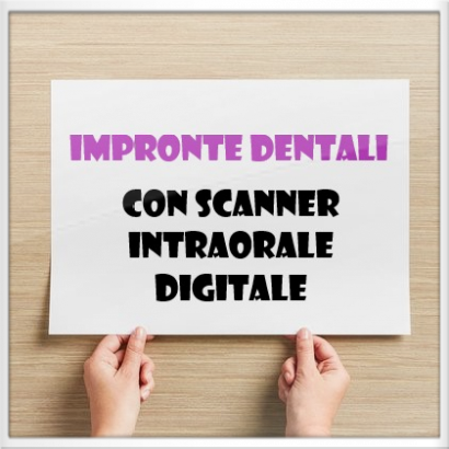 Scanner Intraorale